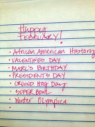 FebruaryHolidays2014